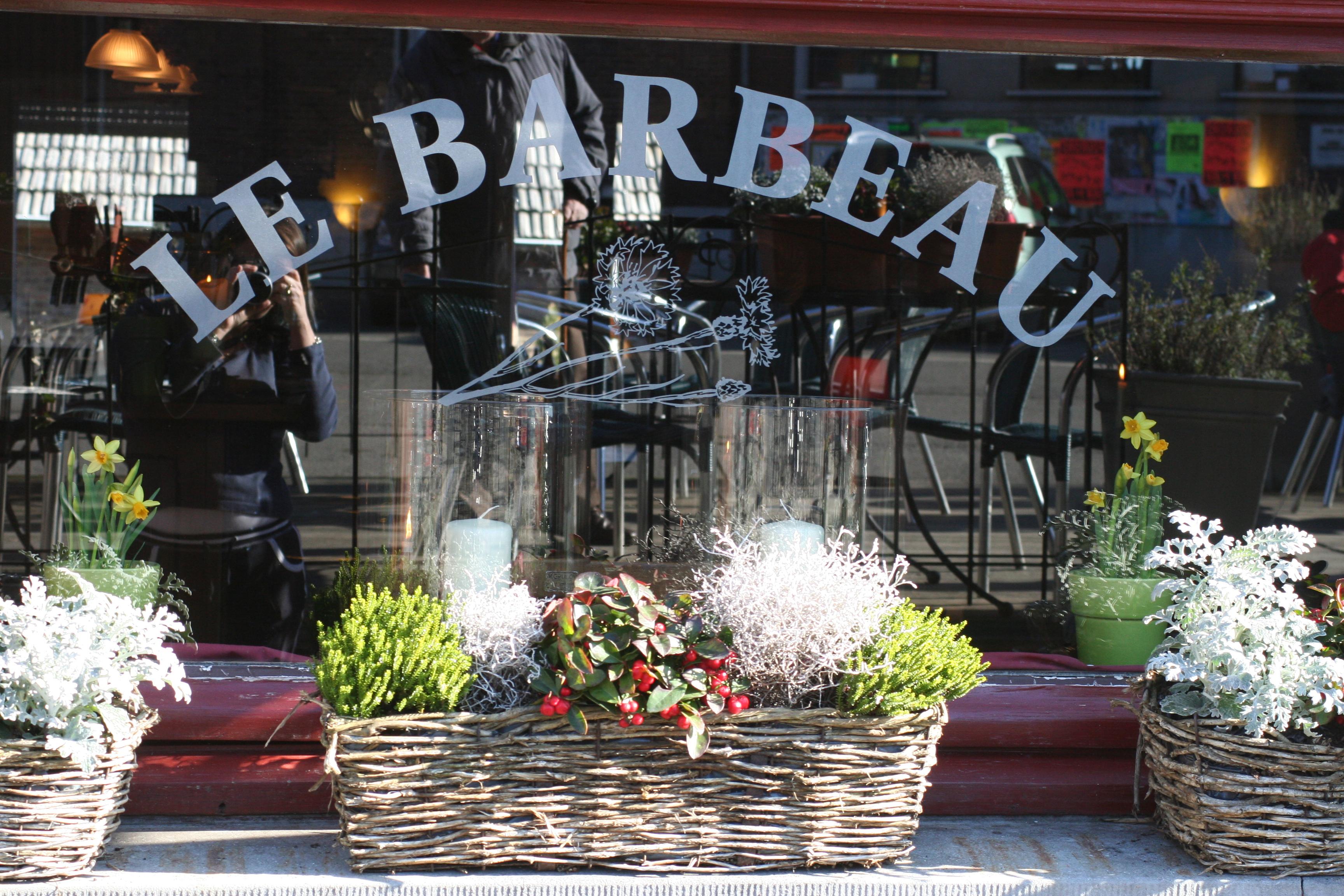 Welkom bij Le Barbeau