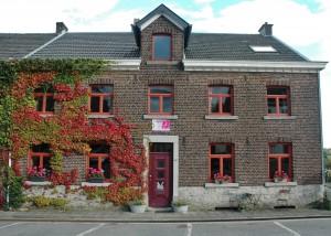 aanzicht Brasserie Tournesol